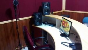 Novos estúdios da rádio Morada dos Sonhos FM