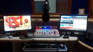 Novos estúdios da rádio Morada FM
