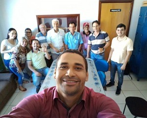 EQUIPE MORADA FM 89,9 CAÇU GO