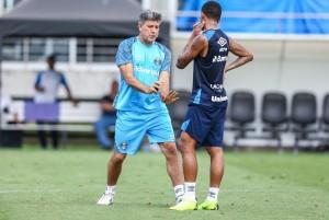 Renato pesa vidas de
