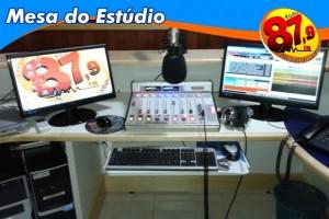 ESTÚDIO MORADA FM